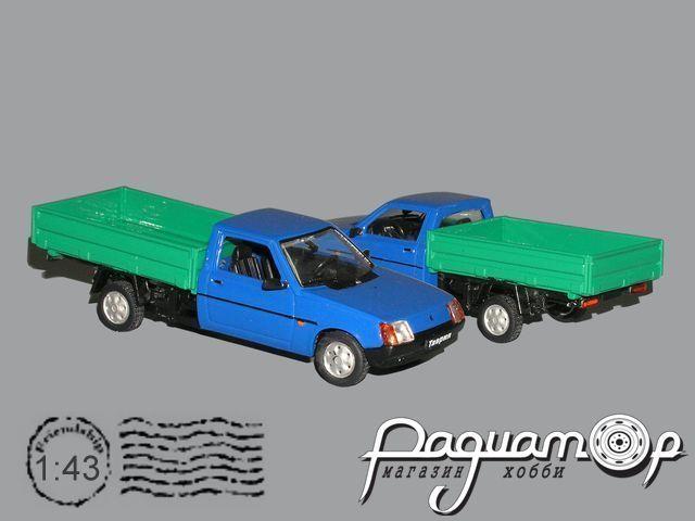 ЗАЗ-13061 бортовой удлинённый (1992) PZ-85.1