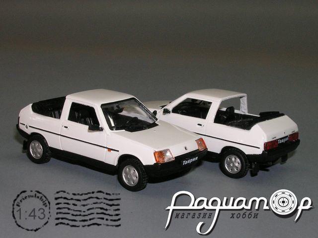 """ЗАЗ-1102 """"Таврия"""" Ландо (1998) PZ-84"""