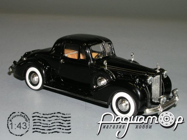 Packard Super Eight Coupe (1938) РY-84