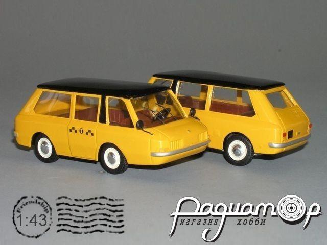 ВНИИ-ТЭ Такси Музей (2006) P2-99.2