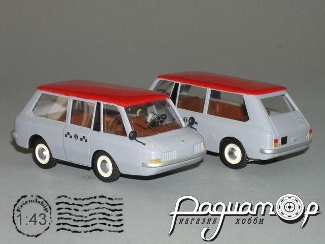 ВНИИ-ТЭ Такси для Москвы (1966) P2-99.1