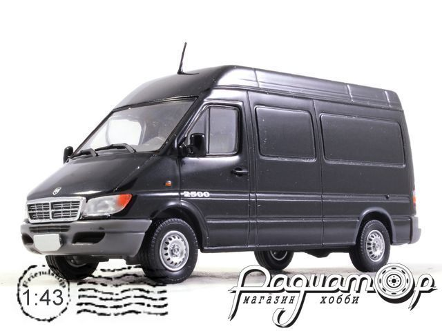 Dodge Sprinter Van (2004) 200110
