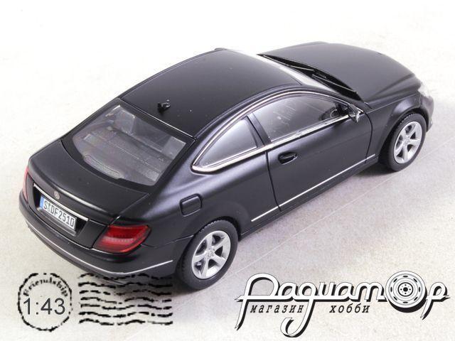 Mercedes-Benz C250 Coupe (2011) 351320
