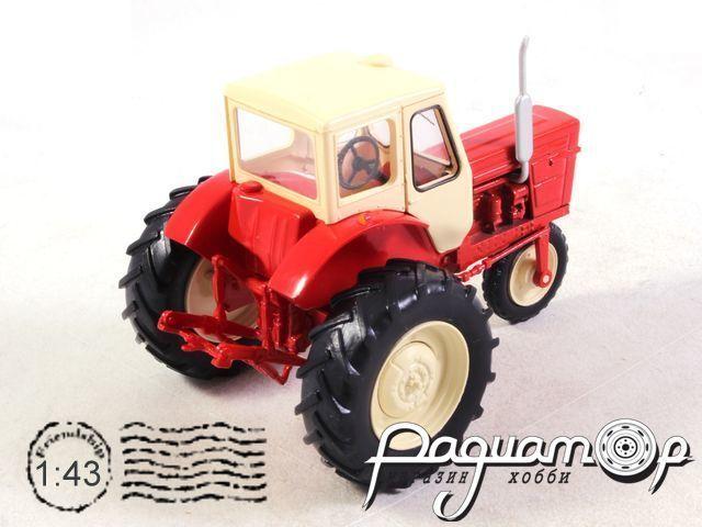 Тракторы №67, МТЗ-50Х «Беларусь» (1962)