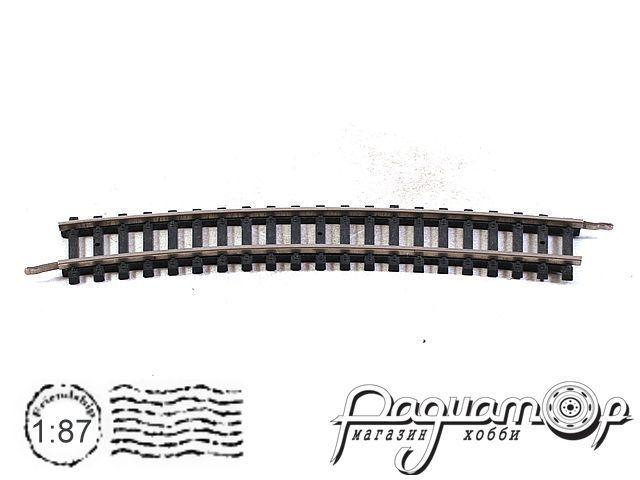 Набор овальных рельс (16шт) (I) 0693
