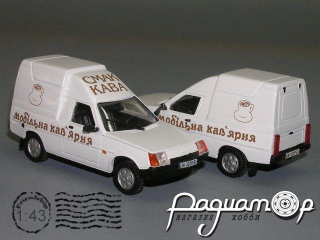 ЗАЗ-11055 мобильная кавъярня (1992) РZ-83.4