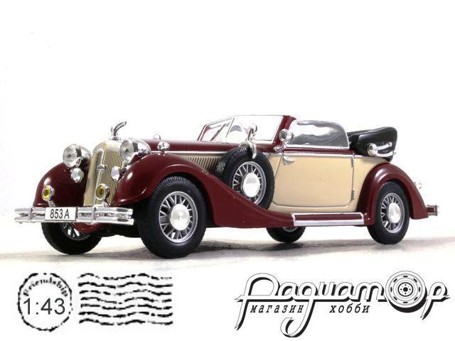 Horch 853 A Cabrio (1938) WB258