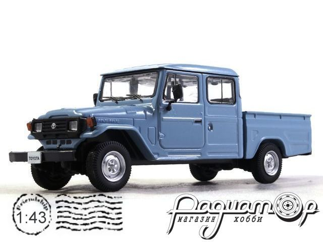 Toyota Land Cruiser Bandeirante Pick-Up 4х4 (1976) WB255