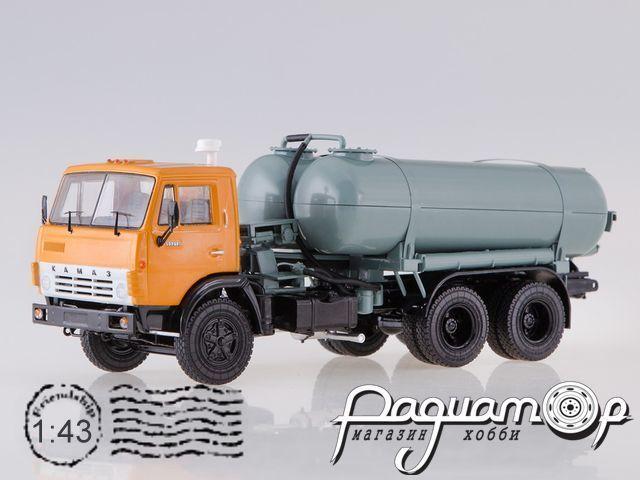 Вакуумная машина КО-505 на шасси КамАЗ-53213 (1979) SSM1283