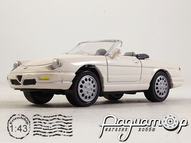 Alfa-Romeo Spider (1989) New Ray (B)