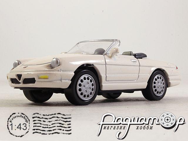 Alfa-Romeo Spider(1989) New Ray (B)
