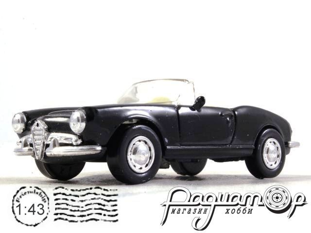 Alfa-Romeo Giulietta Spider(1952) New Ray (B)