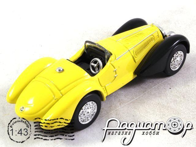 Alfa Romeo 8C 2900 (1938) New Ray (B)