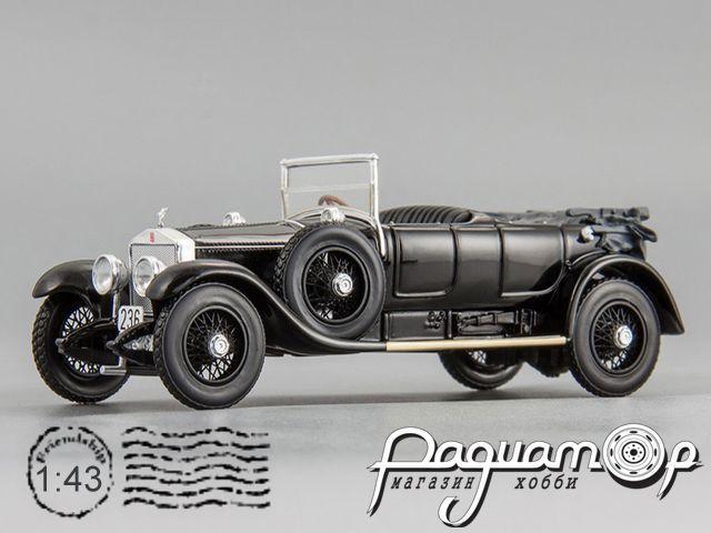 Персональный автомобиль В.И. Ленина (1917) GONRR