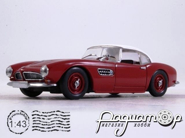 BMW 507 (1956) Minichamps (TI)*