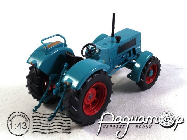 Трактора Мира №6, Hanomag Robuts 900A (1970)