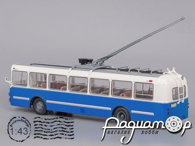 Троллейбус ЗиУ-5 (1959) 04006D