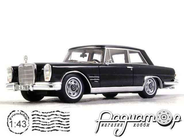 Mercedes-Benz 600 W100 Coupe (1964) 08857