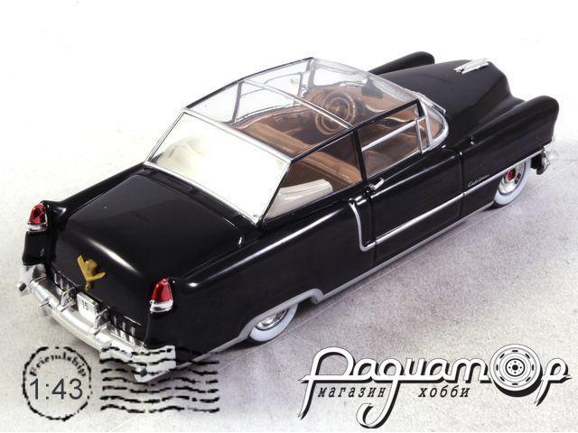 Cadillac Serie 62 Король Бодуэн, Бельгия (1960) 70982