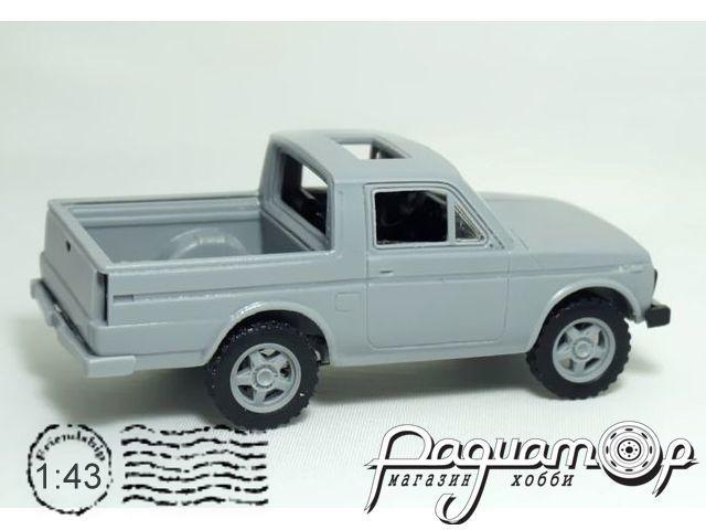 Транскит LADA-Pickup Канадка (1993) MM1040