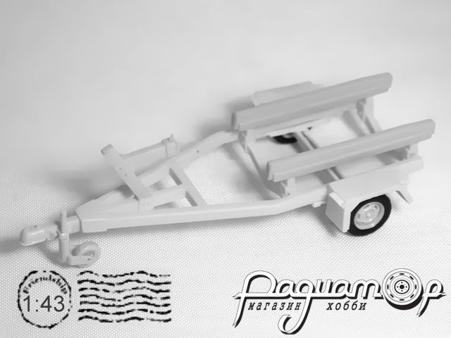 Сборная модель Прицеп для лодки MM1041-R