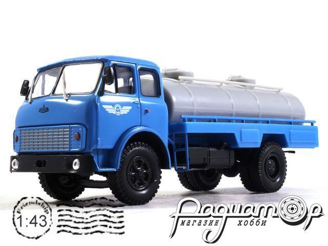 МАЗ-5334 АЦПТ-6,2 (1977) H974