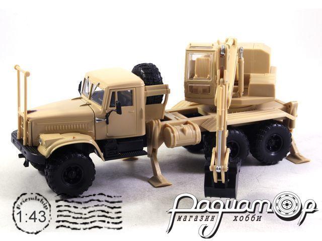 КрАЗ-255Б ЭОВ-4421 (1969) H740