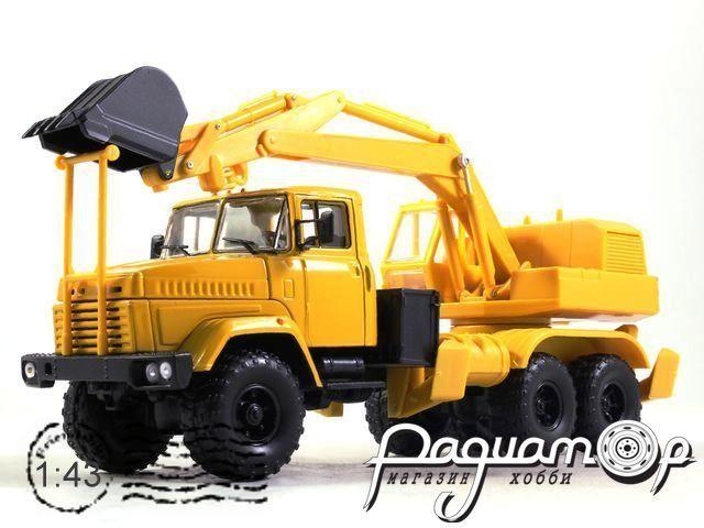 КрАЗ-6322 ЭО-4421 (1989) H743