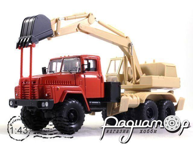 КрАЗ-260 ЭО-4422 (1981) H750