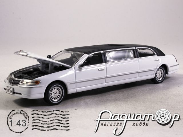 Lincoln Town Car Stretch-Limousine (2000) 36310