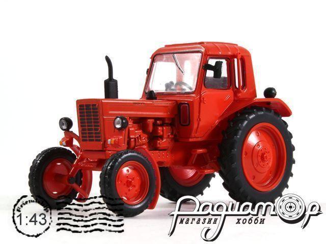 Трактора Мира №8, МТЗ-80 (1974)