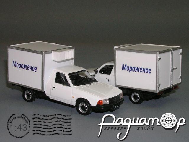 Москвич-2336 рефрижератор (1994) РZ-59.2