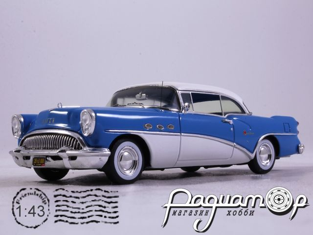 Buick Century Coupe (1954) 114337