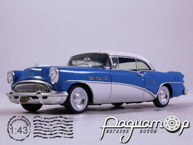 Buick Century Coupe (1954) 114337