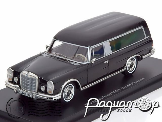 Mercedes-Benz 600 Pullman Hearse (1963) 43505