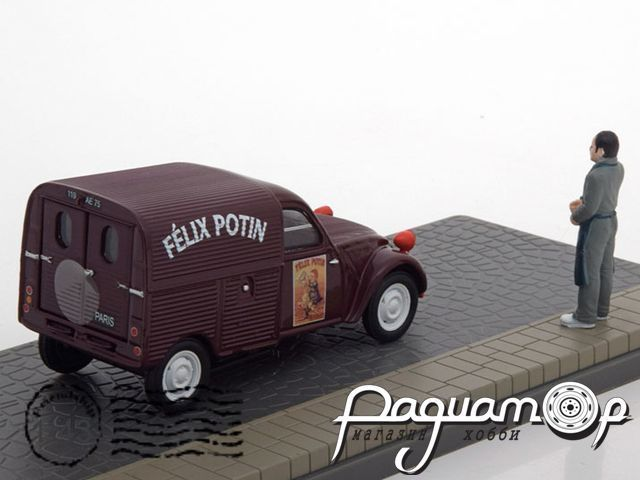 Citroen 2CV Delivery Trucks (1949) 2428001