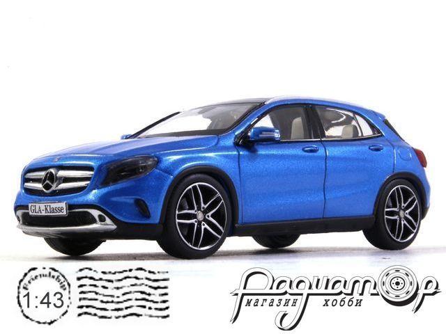 Mercedes-Benz GLA-Klasse (X156) (2016) 66960264