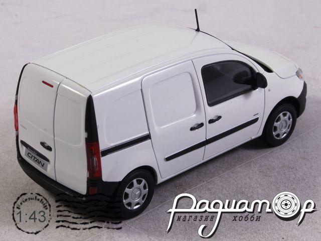 Mercedes-Benz Citan Van (2012) 06004122