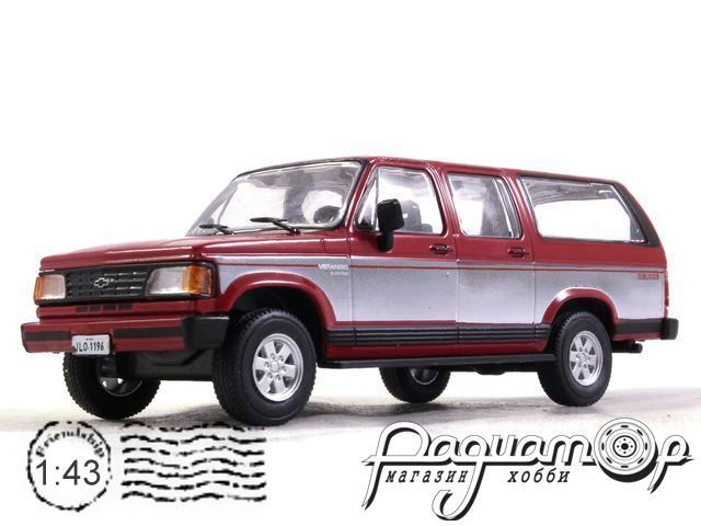 Chevrolet Varaneio Custom (1993) 05144