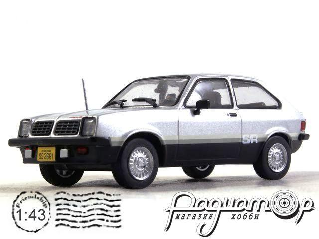 Chevrolet Chevette Hatch S/R 1.6 (1981) 75142