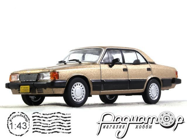 Chevrolet Opala Diplomata 0.1 (1988) 05137