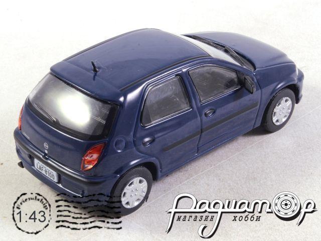 Chevrolet Celta Super 1.4 (2006) 75133