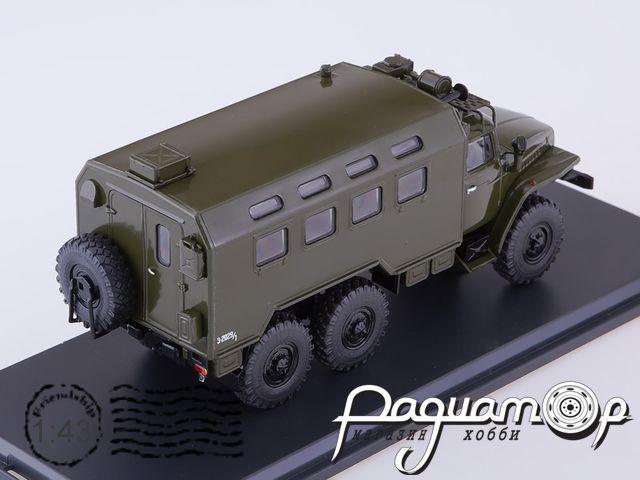 УРАЛ-4320 кунг (1977) SSM1222