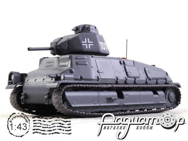 Pz.Kpfw. 35-S 739(f) Pz.Rgt. 204 22 Pz.Div. Crimea (1942) EX51