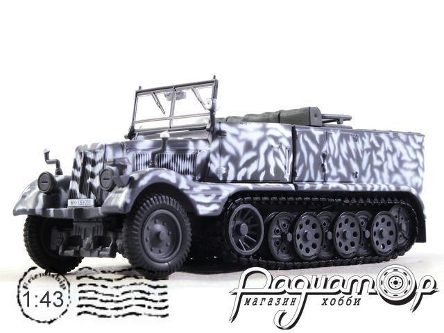 Sd.Kfz.11 11.Armee Crimea (1942) EX32