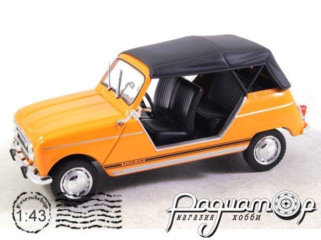 Renault R4L Plein Air (1968) 510044