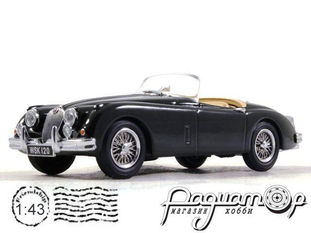 Jaguar XK150 Roadster (1957) JAGXK150004
