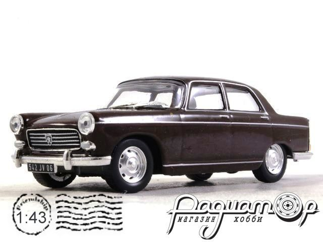 Peugeot 404 (1962) (S)