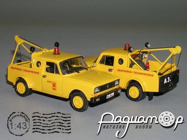 "Москвич-2140 ""Боливар"" (1980) CZ-57.1"