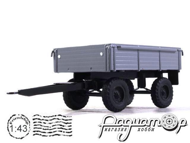 Прицеп для тракторов 2-ПТС-4, деревянный (1980) NRG2036-W